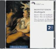 Monteverdi: Fourth and Fifth Books of Madrigals | Decca - Double Decca 4557182