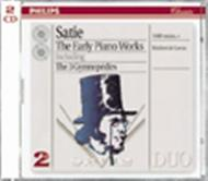 Satie: The Early Piano Works | Philips - Duo 4621612