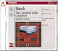 Bruch: The Complete Violin Concertos | Philips - Duo 4621672