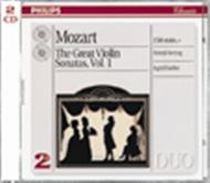 Mozart: The Great Violin Sonatas, Vol.1 | Philips E4621852