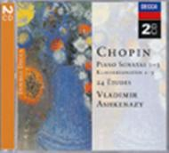 Chopin: Piano Sonatas Nos. 1 - 3; 24 Etudes; Fantaisie in F minor | Decca - Double Decca 4662502