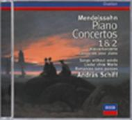 Mendelssohn: Piano Concertos Nos.1 & 2; Songs without words | Decca E4664252