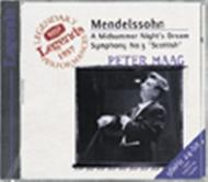 Mendelssohn: Symphony No.3; A Midsummer Night's Dream | Decca E4669902