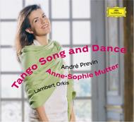 Anne-Sophie Mutter - Tango Song and Dance | Deutsche Grammophon E4715002