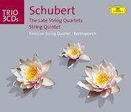 Schubert: The Late Quartets; Quintet | Deutsche Grammophon 4770452