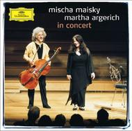 Mischa Maisky and Martha Argerich In Concert | Deutsche Grammophon E4775323