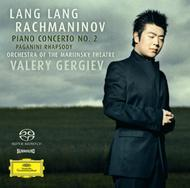 Rachmaninov: Piano Concerto No.2; Rhapsody on a Theme of Paganini | Deutsche Grammophon 4775499