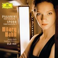 Paganini - Violin Concerto no. 1 in D major op. 6, Spohr - Violin Concerto no. 8 in A minor op. 47 | Deutsche Grammophon E4776232