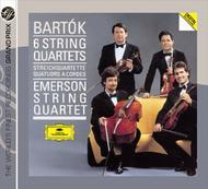 Bartok - The 6 String Quartets | Deutsche Grammophon 4776322