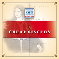 The Great Singers (1904-1952)