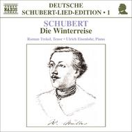 Schubert - Deutsche Schubert Lied Edition vol. 1 - Winterreise