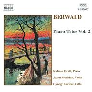 Berwald - Piano Trio in C Major | Naxos 8555002