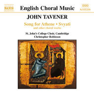Tavener - Song for Athene, Svyati