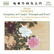 "Yamada - Symphony in F Major ""Triumph and Peace"""