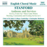 Stanford - Anthems & Services