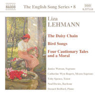 Lehmann - Daisy Chain, Bird Songs, Four Cautionary Tales (English Song, vol. 8)