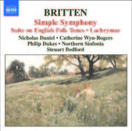 Britten - Simple Symphony | Naxos 8557205