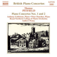 Pitfield - Piano Concertos Nos. 1 and 2, Xylophone Sonata