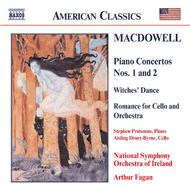 Macdowell - Piano Concertos Nos. 1 and 2 / Witches� Dance