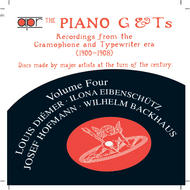 The Piano G & T's - volume 4 | APR APR5534