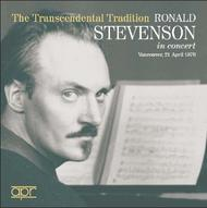 Ronald Stevenson - The Transcendental Tradition | APR APR5630