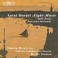 Antal Dorati - Night Music | BIS BISCD1099