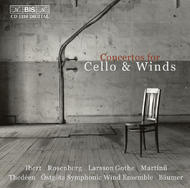 Concertos for Cello and Wind | BIS BISCD1136