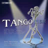 Tango in Blue | BIS BISCD1175