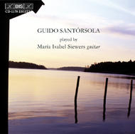 Guido Santorsola played by Maria Isabel Siewers | BIS BISCD1178
