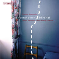Chamber Symphonies by Shostakovich orchestrated by Rudolf Barshai | BIS BISCD1180