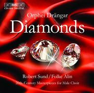 Diamonds – 20th-Century Masterpieces for Male Choir | BIS BISCD1233