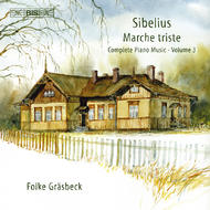Sibelius – Complete Piano Music – Volume 3 | BIS BISCD1272