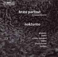 Nokturno – Chamber Music for Brass | BIS BISCD1274