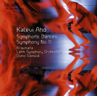 Aho - Symphonic Works | BIS BISCD1336