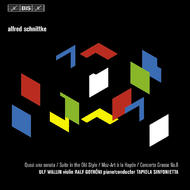 Schnittke - Works for Violin | BIS BISCD1437