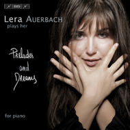 Auerbach - Preludes and Dreams | BIS BISCD1462