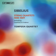 Sibelius - Works for String Quartet | BIS BISCD1476