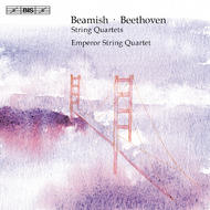 String Quartets by Beamish and Beethoven | BIS BISCD1511