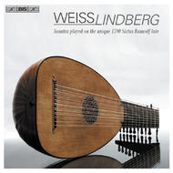 Weiss – Lute Music | BIS BISCD1524
