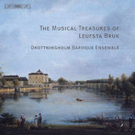 The Musical Treasures of Leufsta Bruk | BIS BISCD1526
