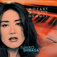 Mozart – Piano Concertos Nos 22 and 26, in chamber arrangement by Hummel | BIS BISCD1537