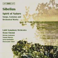 Sibelius – Spirit of Nature, Songs, Cantatas and Orchestral Works | BIS BISCD1565