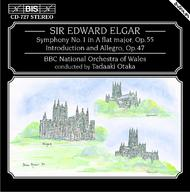 Elgar - Symphony No.1, Introduction & Allegro | BIS BISCD727