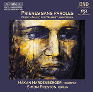 Prieres sans paroles – French music for trumpet and organ | BIS BISSACD1109