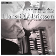 Hans-Ola Ericsson – The Four Beast's Amen | BIS BISSACD1486