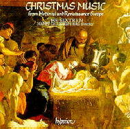 Christmas Music from Medieval and Renaissance Europe | Hyperion CDA66263