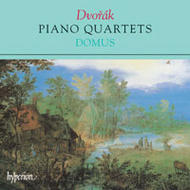Dvorak - Two Piano Quartets | Hyperion CDA66287