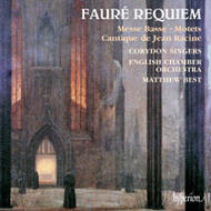 Faure - Requiem and other choral music | Hyperion CDA66292