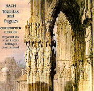 Bach - The Toccatas and Passacaglia | Hyperion CDA66434