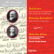 The Romantic Piano Concerto vol.5 - Balakirev and Rimsky-Korsakov | Hyperion - Romantic Piano Concertos CDA66640